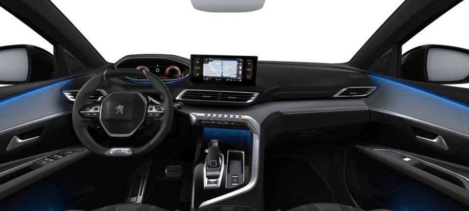 AutoLisa mandataire auto - Peugeot 5008 Nouveau GT