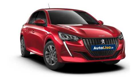 Peugeot 208 Nouvelle Style | Autolisa