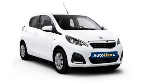 Peugeot 108 Active | AutoLisa