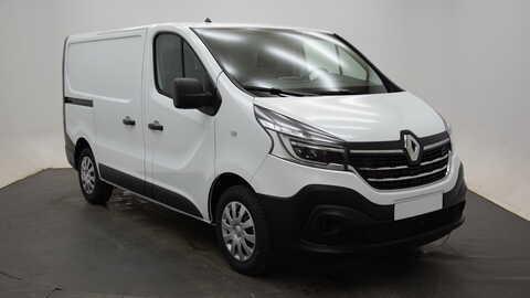 Renault Trafic L1H1 Grand Confort + R-Link Radars | Autolisa