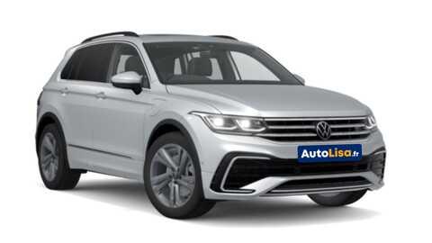Volkswagen Tiguan Nouveau R-Line + Toit Panoramique | Autolisa