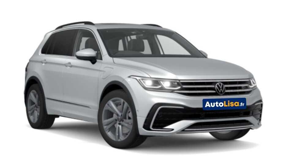 AutoLisa mandataire auto - Volkswagen Tiguan Nouveau R-Line