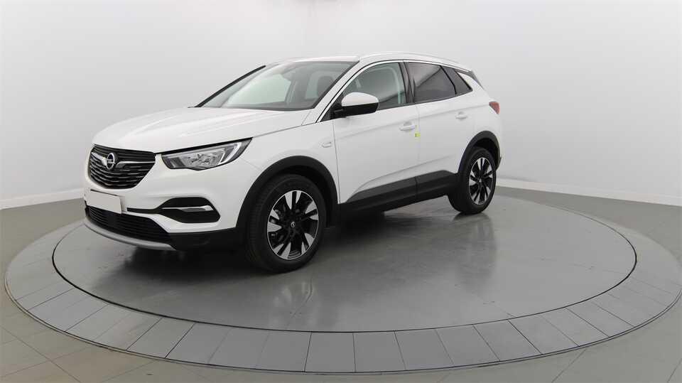 AutoLisa mandataire auto - Opel Grandland X Elegance Business