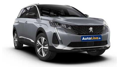 Peugeot 5008 Nouveau Allure Pack | Autolisa