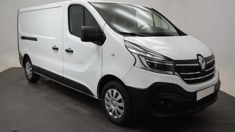 Renault Trafic L2H1 Grand Confort + Radars   AutoLisa
