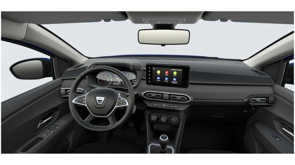 AutoLisa mandataire auto - Dacia Sandero Nouvelle Confort