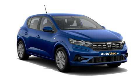 Dacia Sandero Nouvelle Confort | Autolisa