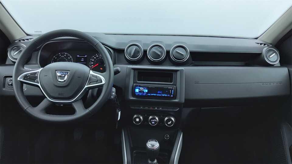 AutoLisa mandataire auto - Dacia Duster Confort