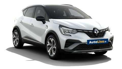 Renault Captur Nouveau RS Line   Autolisa