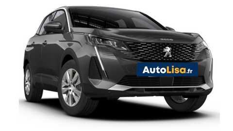 Peugeot 3008 Nouveau Active Pack | AutoLisa