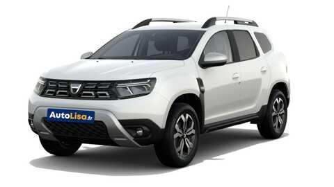 Dacia Duster Nouveau Prestige Suréquipé   AutoLisa