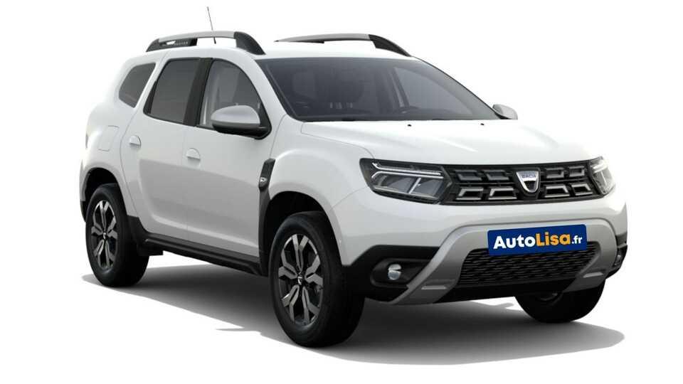 AutoLisa mandataire auto - Dacia Duster Nouveau Prestige
