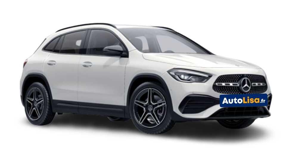 AutoLisa mandataire auto - Mercedes GLA AMG Line