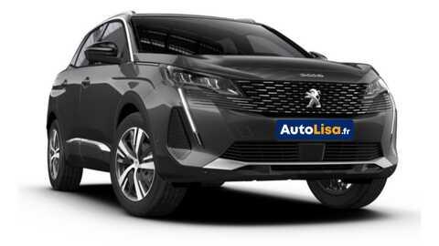 Peugeot 3008 Nouveau Allure Pack + Hayon Mains Libres | AutoLisa