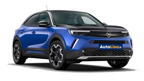 Opel Mokka Nouveau Ultimate | AutoLisa