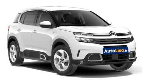 Citroen C5 Aircross Feel Hybrid | AutoLisa