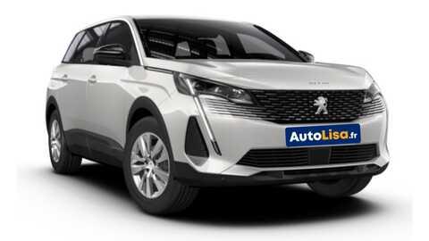 """Peugeot 5008 Nouveau Active Pack + GPS 10""""   AutoLisa"""