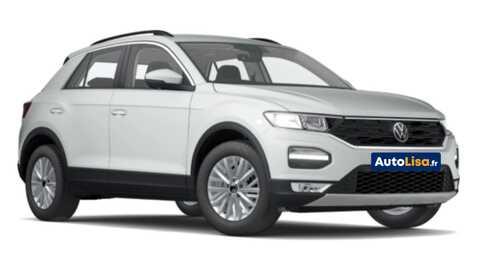 Volkswagen T-Roc Lounge   AutoLisa