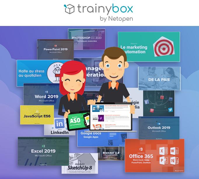 Trainy Box visuel