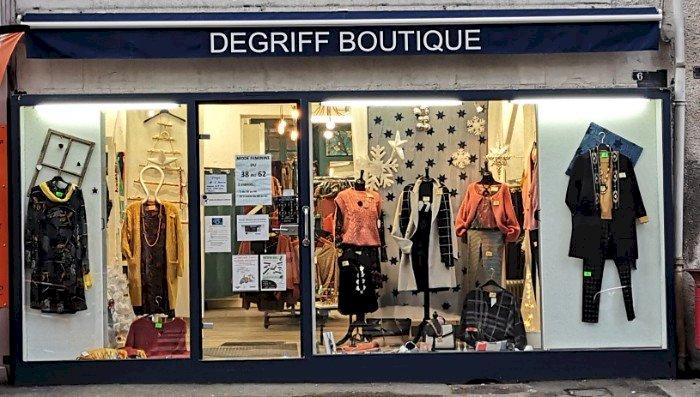 Ambiance festive à Degriff'Boutique Blain