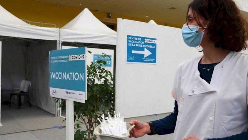 La Baule. Augmentation de la capacité vaccinale
