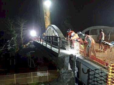 La Baule. Le pont du boulevard Chevrel bientôt élargi