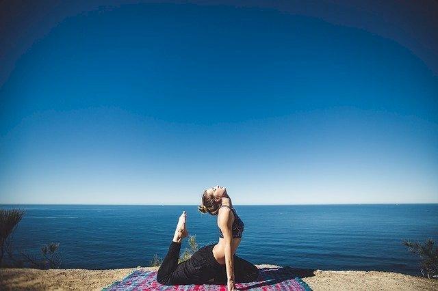 Vital Form vous propose du Yoga pour ce mercredi !