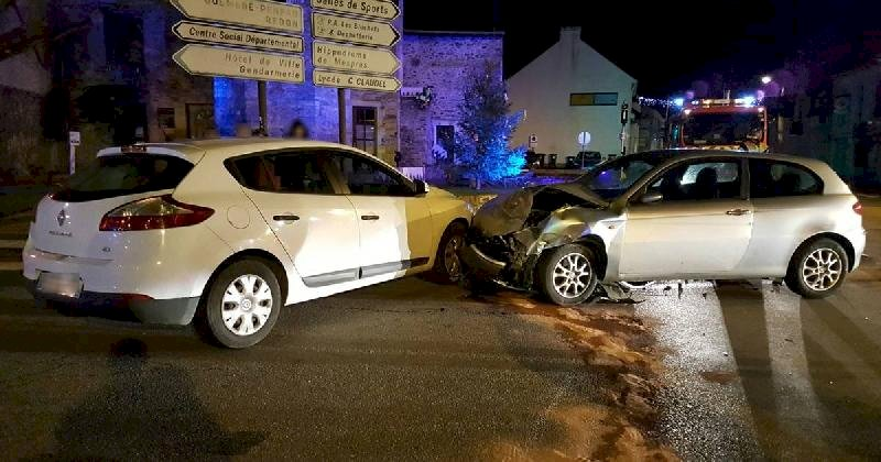 Blain. Un automobiliste s'enfuit après un accident ce 1er janvier 2019