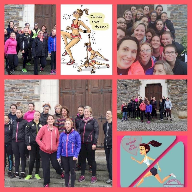 La Chevallerais : Sport entre femmes