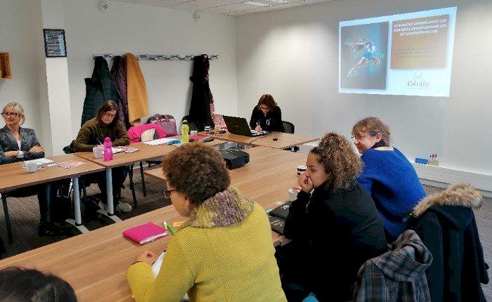 Rencontre Femmes de Bretagne à St Etienne de Montluc