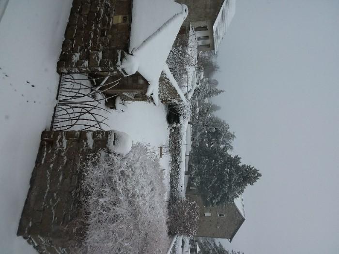 1er décembre, l'hiver météorologique