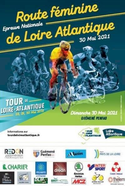 Tour de Loire Atlantique et Route Féminine de Loire-Atlantique 2021