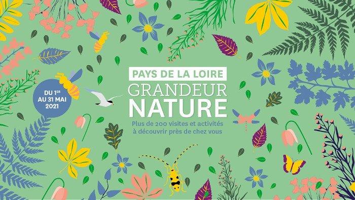 Pays de la Loire Grandeur Nature vous propose + de 200 événements du 1er au 31 mai !