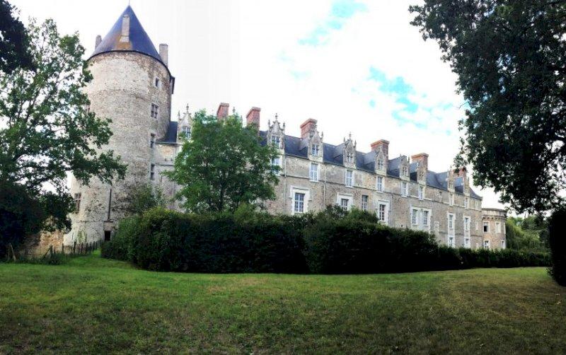Blain : des fantômes au château de la Groulais?
