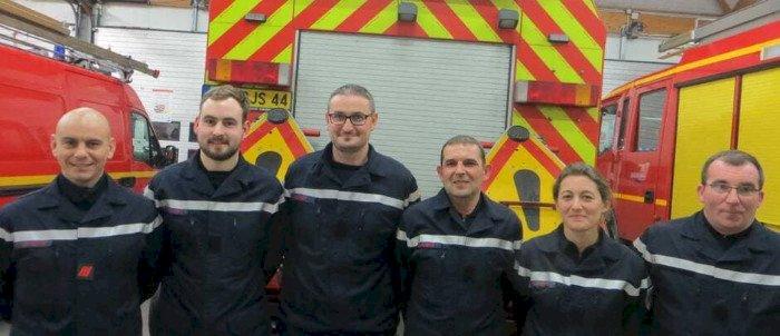 Douze nouveaux pompiers formés sur deux ans