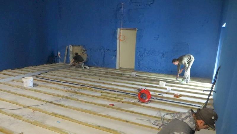 Héric. Des panneaux photovoltaïques équiperont le toit terrasse de la salle Plein Ciel