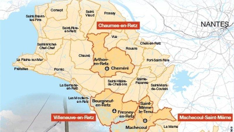 Pays de Retz. Divorces en vue dans les communes associées