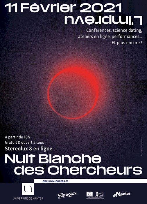 La Nuit Blanche des Chercheurs, le 11 février à partir de 18h