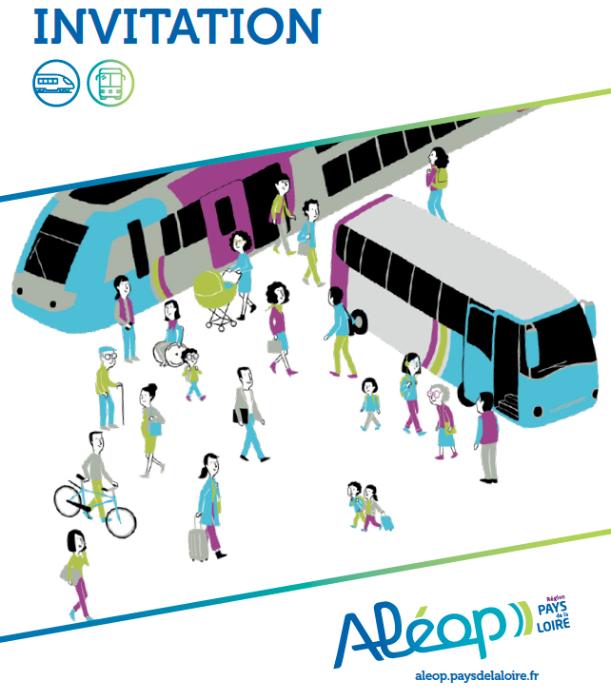 Transport en Pays de Loire, lignes ferroviaires et routières interurbaines, participez au questionnaire