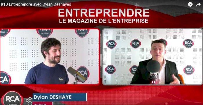 #10 Entreprendre avec Dylan Deshayes