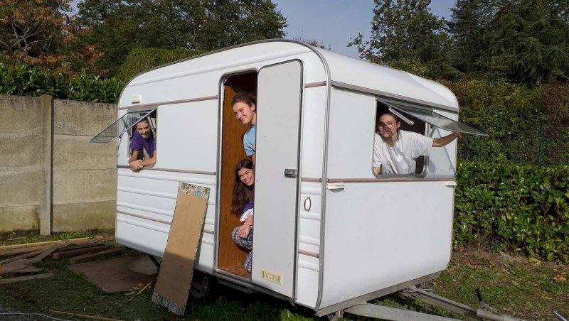 Un escape game dans une caravane, ça vous dit ?