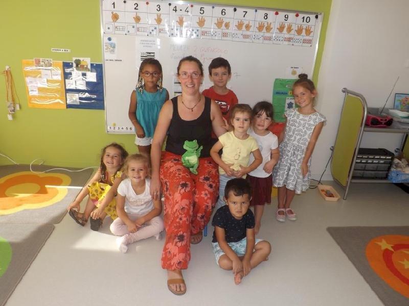 Nouveau à Blain : la classe français-breton a ouvert ses portes et accueille 17 élèves