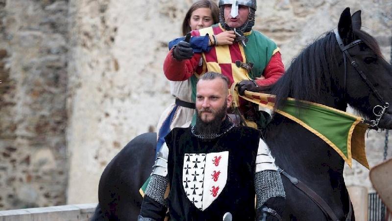 Blain. Le Moyen-Âge s'invite au château pour le week-end