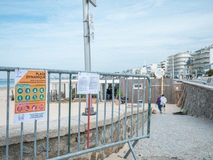 Pornichet : des contrôles renforcées sur les plages pour le pont de l'Ascension