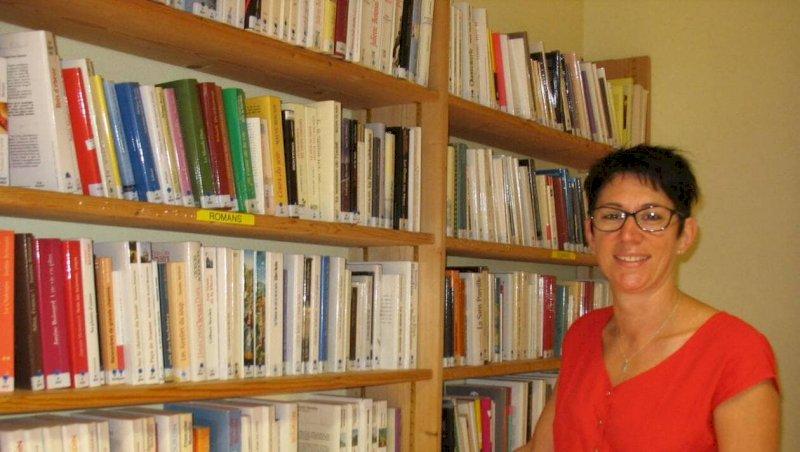 Villeneuve-en-Retz. Estelle Jeffroy nouvelle responsable de la bibliothèque   Presse Océan