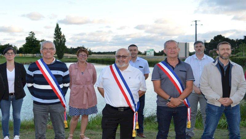 Villeneuve-en-Retz. Jean-Bernard Ferrer est le nouveau maire   Presse Océan