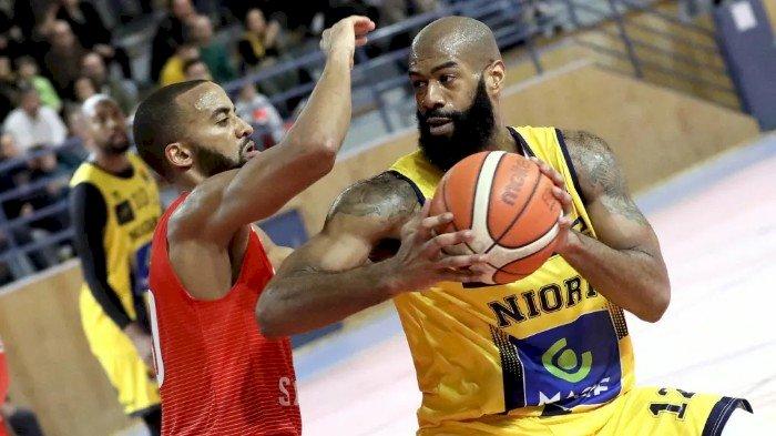 Basket (N2M) : l'AS Niort a fini par perdre le cap contre Pornic