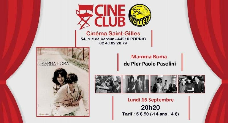 Ciné Club / MAMMA ROMA