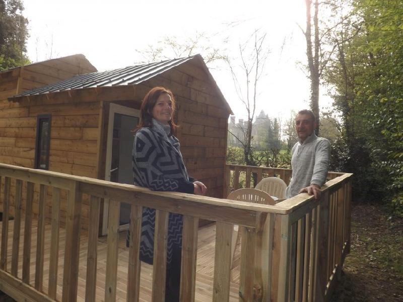 À Blain, le camping du château veut développer tourisme équestre et chalets