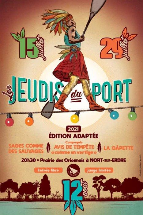 Nort sur Erdre : Les Jeudis du Port